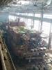 Комплексная плавучая база обеспечения бурения в эллинге