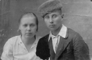 Малышенко И.Е. с женой