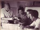 Попков ГН Неизвестный Рычков Кураш  примерно 1966