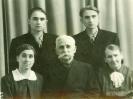 Вализер Генрих Вализер Артур Вализер Ирма(мама близнецов) и ее родители
