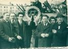1 мая 1968 Баранов АА, Вольхин ГА, Самойлов В, Теплоухов, Николева Зинаида Афонасьевна, Скурко